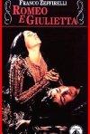 La locandina di Romeo e Giulietta