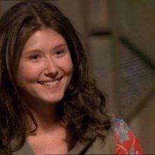 Jewel Staite in una scena di Firefly, episodio L'affare del treno
