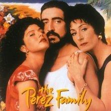 La locandina di La famiglia Perez