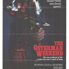 La locandina di Osterman Weekend
