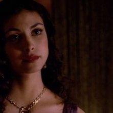 Morena Baccarin in una scena di Firefly, episodio Serenity