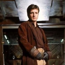 Nathan Fillion è il Capitano Malcolm 'Mal' Reynolds in Firefly