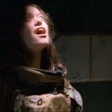 Summer Glau in una scena di Firefly, episodio Il sopravvissuto
