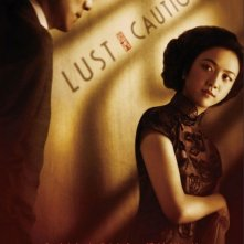 La locandina di Lust, Caution del 2007