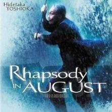 La locandina di Rapsodia in agosto