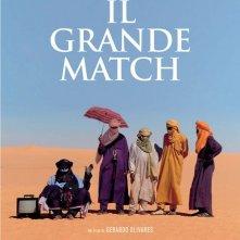 La locandina italiana  di Il grande match