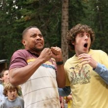 UN'immagine del film Daddy Day Camp