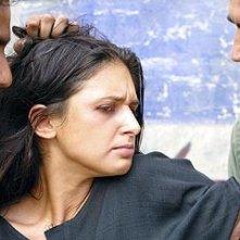 Andrea Gabriel nell'episodio 'Solitudine' di Lost