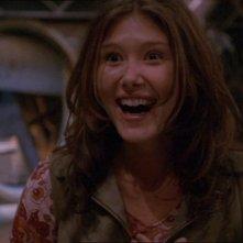 Jewel Staite in una scena di Firefly, episodio La signora Reynolds