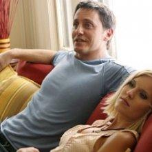 Maggie Grace e Charles Mesure nell'episodio 'Ragione e sentimento' di Lost