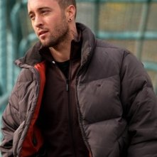 Alex O'Loughlin in una scena di The Invisible