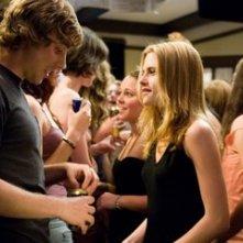 Dustin Milligan e Kristen Stewart in una scena de Il bacio che aspettavo