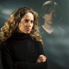 Justin Chatwin e Margarita Levieva in una scena di The Invisible