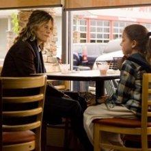 Meg Ryan e Makenzie Vega in una scena de Il bacio che aspettavo