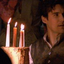 Sean Maher in una scena di Firefly, episodio Senza ossigeno