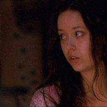 Summer Glau in una scena di Firefly, episodio Senza ossigeno