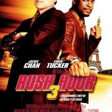 Il manifesto di Rush Hour 3