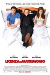 La locandina italiana  di License to Wed