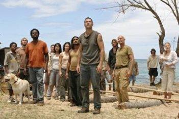 Il cast di Lost nell'episodio 'Esodo: parte 1'