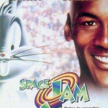 La locandina di Space Jam