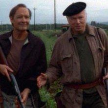 Terry O'Quinn e Kevin Tighe nell'episodio 'Deus Ex Machina' di Lost