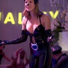 Jessica Biel sexy-donna gatto in una scena di Io vi dichiaro marito e...marito