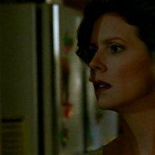 Kristine Sutherland in una scena di Buffy - L'ammazzavampiri, episodio L'angelo custode