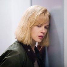 Nicole Kidman in una scena del thriller fantascientifico The Invasion