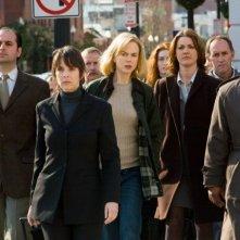Nicole Kidman in una sequenza del film The Invasion