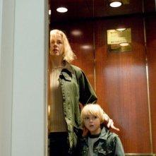 La protagonista Nicole Kidman in una scena di The Invasion