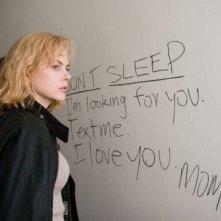 L'attrice Nicole Kidman in una scena di The Invasion