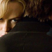Nicole Kidman in una scena del thriller fantascientifico The Invasion (2007)