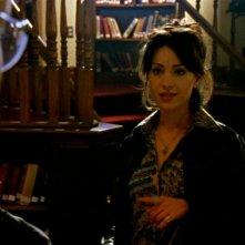 Robia LaMorte in una sequenza di Buffy - L'ammazzavampiri, episodio Il male nella rete