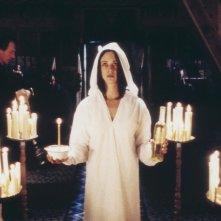 Asia Argento in una scena del film Transylvania, del 2006