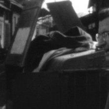 Carlo Lizzani in un'immagine del film Viaggio in corso nel cinema di Carlo Lizzani