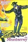 La locandina di Zorro il dominatore