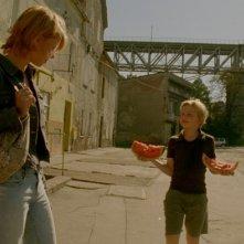 Una scena del film Tricks