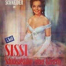 La locandina di Sissi - Destino di un'Imperatrice