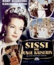 La locandina di Sissi, la giovane imperatrice