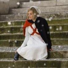 Romola Garai in una scena del film Espiazione