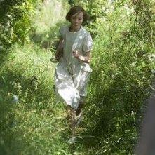 Saoirse Ronan una scena del film Espiazione