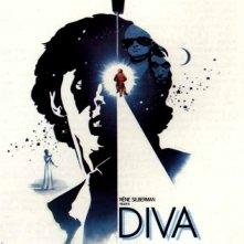La locandina di Diva