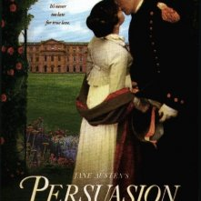 La locandina di Persuasione