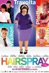 La locandina italiana di Hairspray