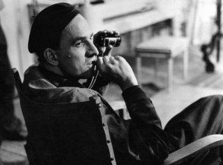 il maestro Ingmar Bergman