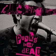 La locandina di Punk's Not Dead