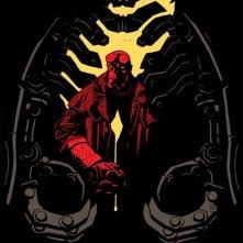 locandina di Hellboy 2