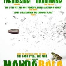 La locandina di Manda Bala