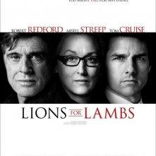 La locandina di Lions for Lambs