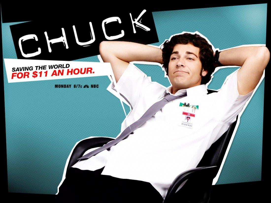 Wallpaper Della Serie Chuck 66983